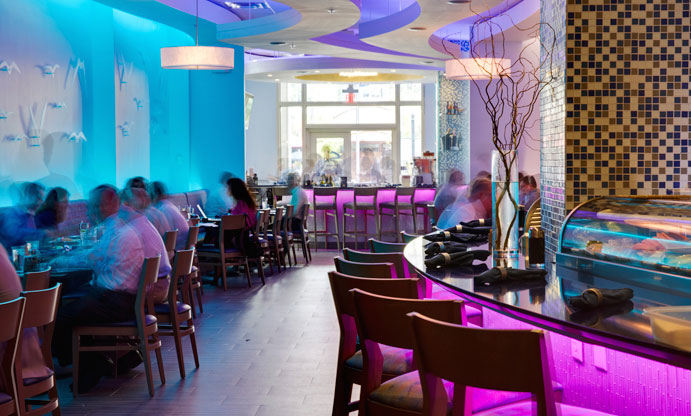 Sky Thai Sushi In Fort Lauderdale Fl